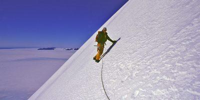 Eric Philips Antarctica
